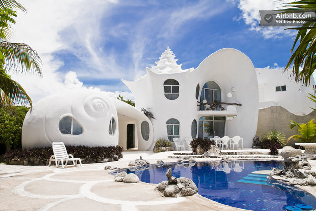 seashell airbnb mexico