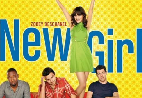 New Girl avec Zooey Deschanel