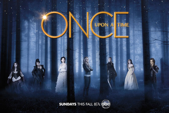 Once Upon a Time Série TV Show Blog Montreal Addicts