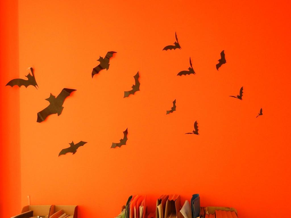 Mur d'Halloween