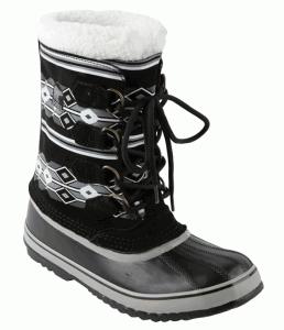 Bottes d'hiver Sorel | Blog Montreal Addicts