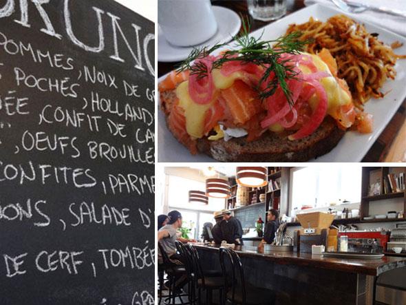 Brunch Les Affamés Montréal