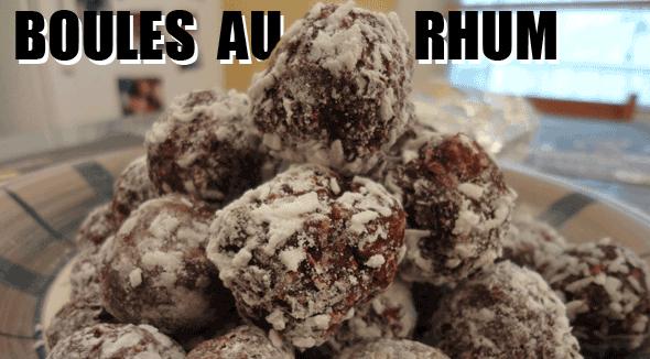 Recette des meilleures boules au rhum | Blog Montreal Addicts