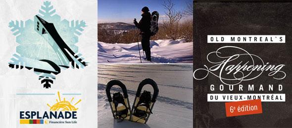 Idées sorties Janvier à Montréal | Blogue Montreal Addicts