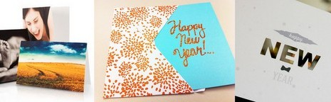 DIY cartes de voeux 2013 |blogue Montreal Addicts