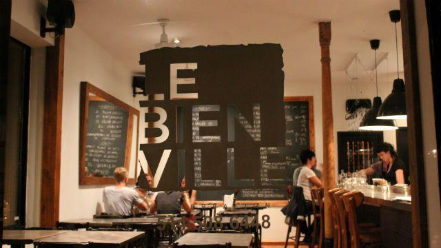 Restaurant Le Bienville Montréal