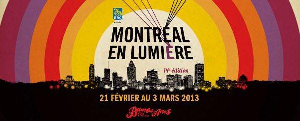 Montréal en lumière | Blogue Montréal Addicts