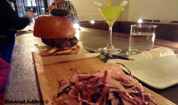Resto-bar La Gueule de bois chez M & Cartier | Blogue Montreal Addicts
