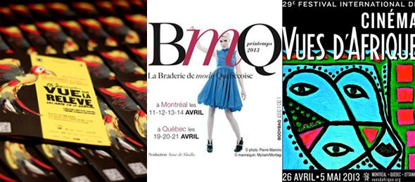 Agenda avril 2013 Montreal
