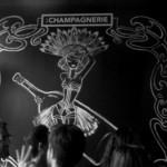 Bar | La Champagnerie, bar à sabrage