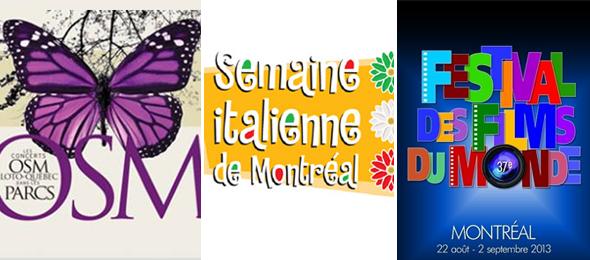 Agenda - Quoi faire à Montréal été 2013 | Blogue Montréal Addicts