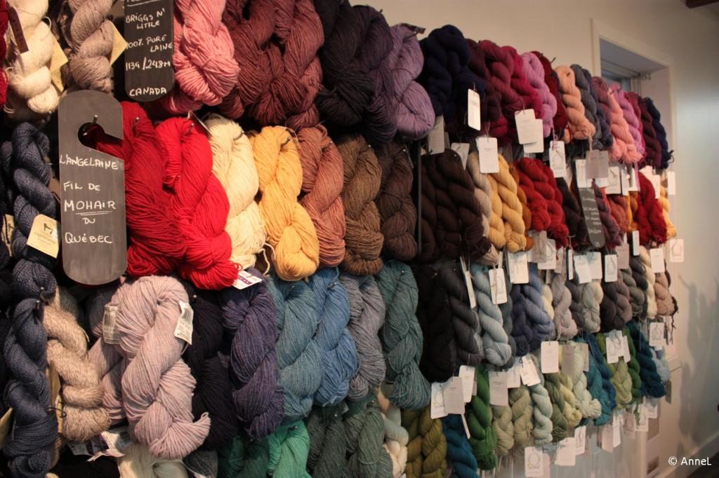 La maison tricotée boutique laine  | Blogue Montreal Addicts