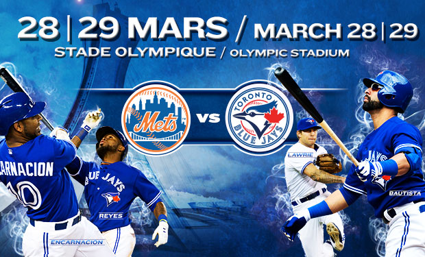 Baseball Ligue Majeure 2013 | Montreal Addicts