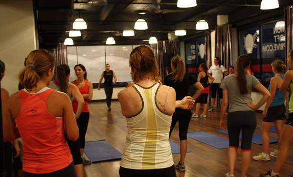 Tabata Montreal chez Sportera | Blogue Montreal Addicts