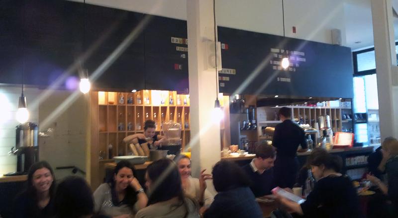 Brunch Le Cartet dans le Vieux Montréal | Blogue Montreal Addicts