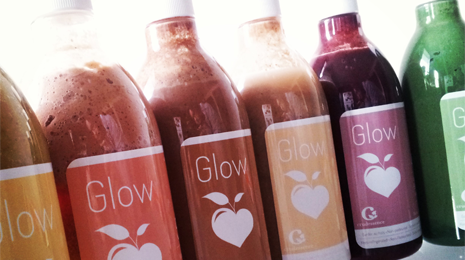 Cure detox Glow Cleanance | Blog Montreal Addicts