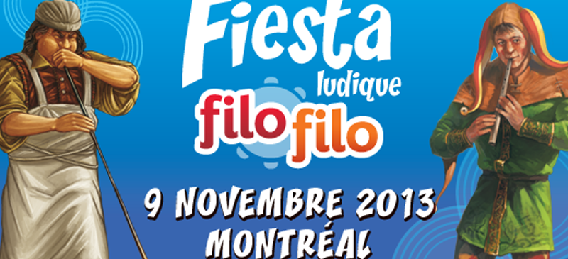 fiesta ludique 2013 | Blogue Montreal Addicts