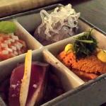 Restaurant | Park: des sushi à se rouler par terre!