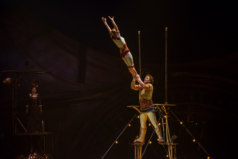 KURIOS - Cabinet des curiosités - Cirque du Soleil | Blogue Montreal Addicts