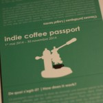Cafés | Indie Coffee Passport, édition 2014