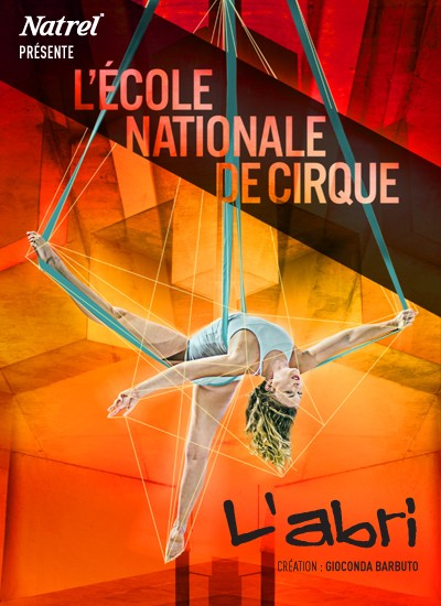 L'abri - spectacle 2014 Ecole Nationale de Cirque de Montréal - La Tohu