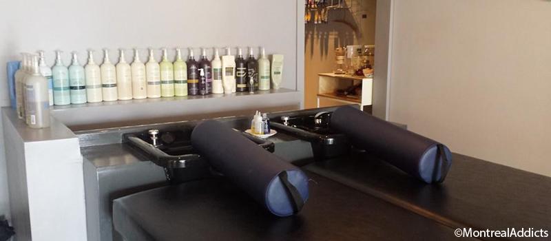 Couronné, salon de coiffure concept Aveda   Blog Montreal Addicts