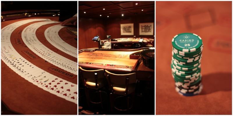 Casino Charlevoix Black jack