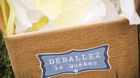 Déballez le Québec Boite Gourmande | Blog Montreal Addicts