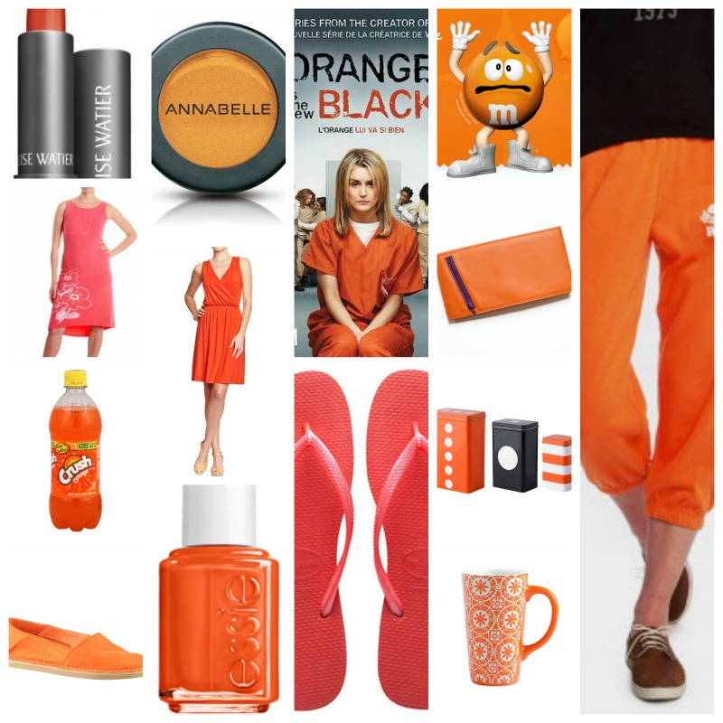 Orange is the New Black Shopping Blog Montreal Addicts