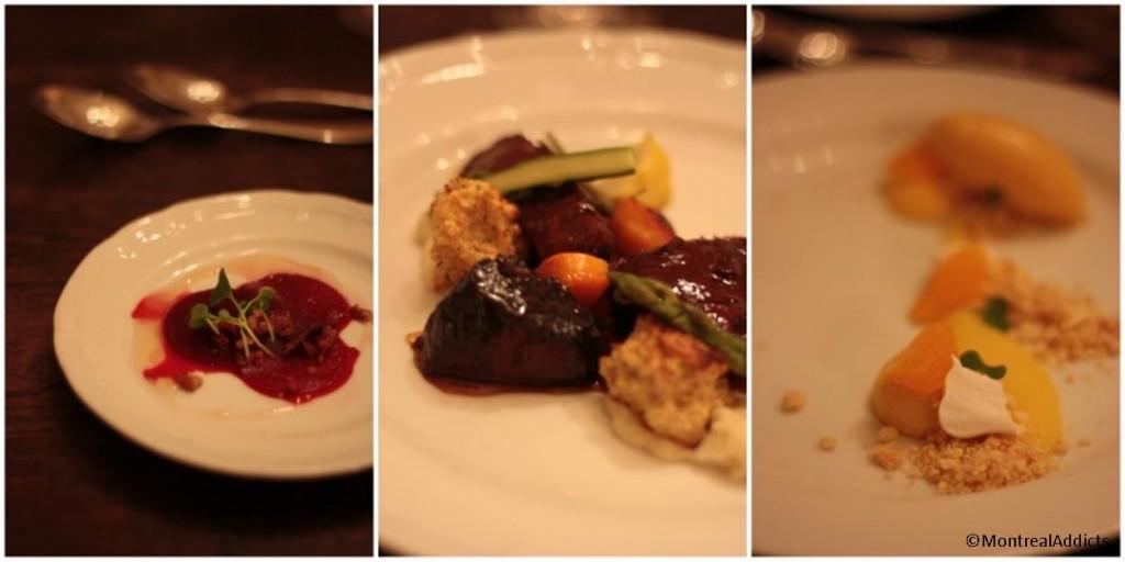 Souper gastronomique Fairmont Le Manoir Richelieu