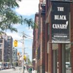 Toronto   Le fabuleux latte au Nutella du «Black Canary». Oui, oui!