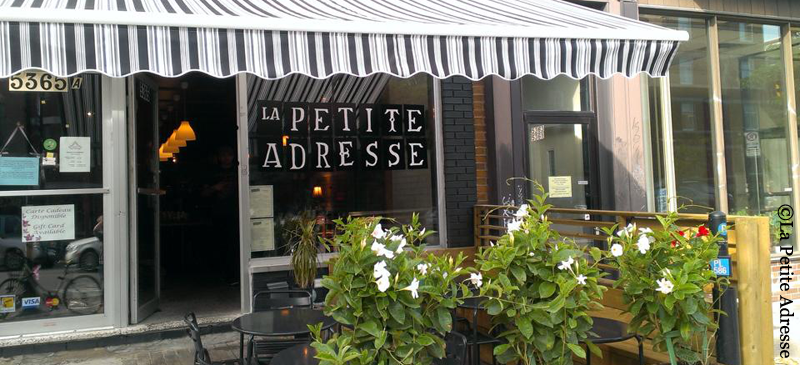Brunch La Petite Adresse | Blog Montreal Addicts
