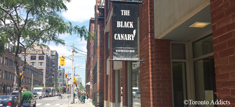 The Black Canary Espresso Bar | Blog Toronto Addicts