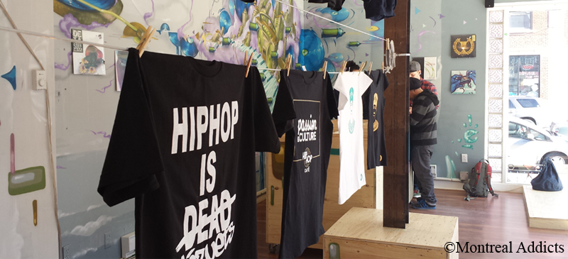 Hip Hop Café | Blog Montreal Addicts