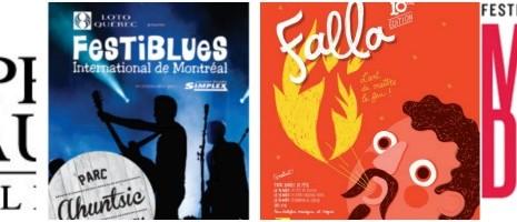 agenda aout 2014 Blog Montreal Addicts