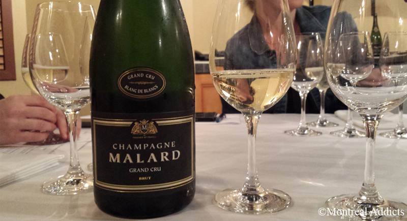 Champagne Grand Cru Malard SAQ | Blog Montreal Addicts