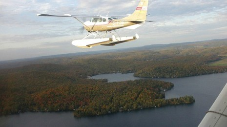 hydravion parc Mauricie Blog Montreal Addicts
