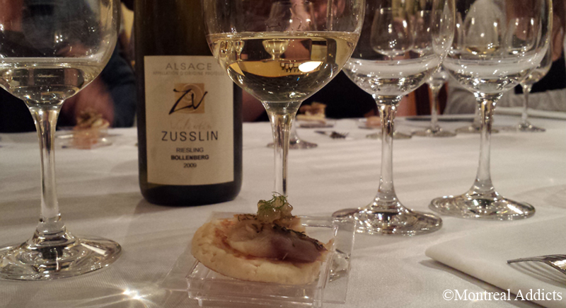 Riesling Zusslin Vin Blanc SAQ | Blog Montreal Addicts