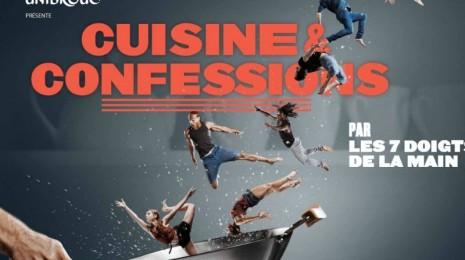 cuisine et confessions par Les 7 doigts de la main - blog Montreal Addicts