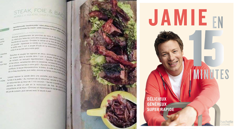 Jamie en 15 minutes par Jamie Oliver | Blog Montreal Addicts