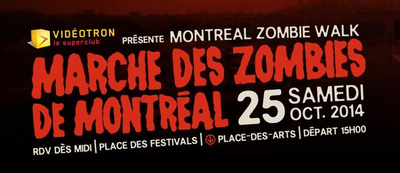 marche des zombies montreal