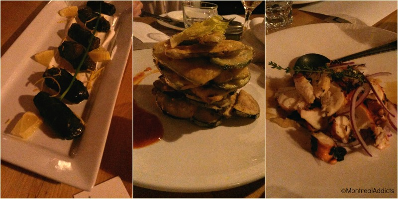 Restaurant grec RODOS - Blog Montreal Addicts