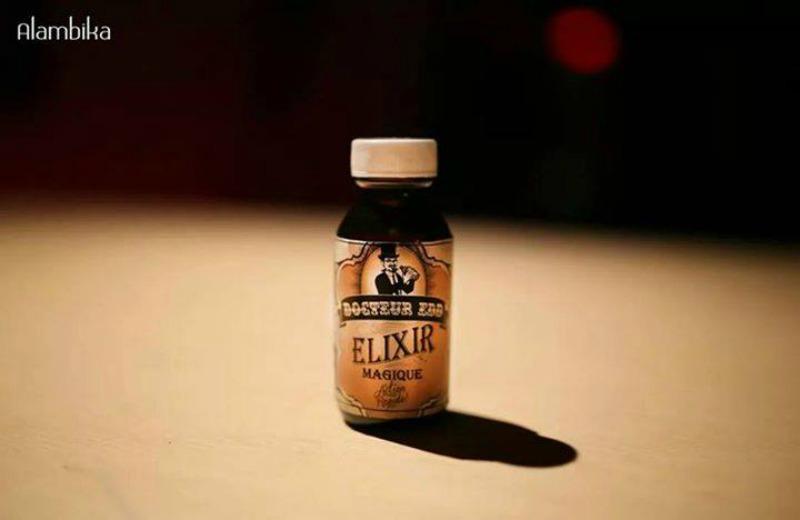 Elixir Docteur Edd Made with Love compétition de Cocktails