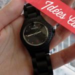 IDEES-CADEAUX 2014 | Le cadeau parfait si tu aimes le bois et les montres!