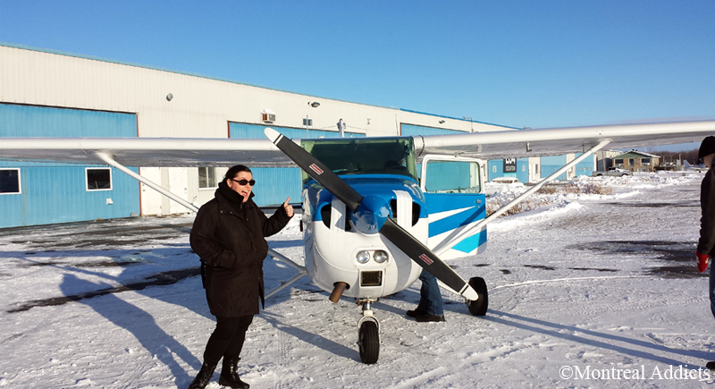 Stage pilote d'un jour par ALM par avion | Blog Montreal Addicts