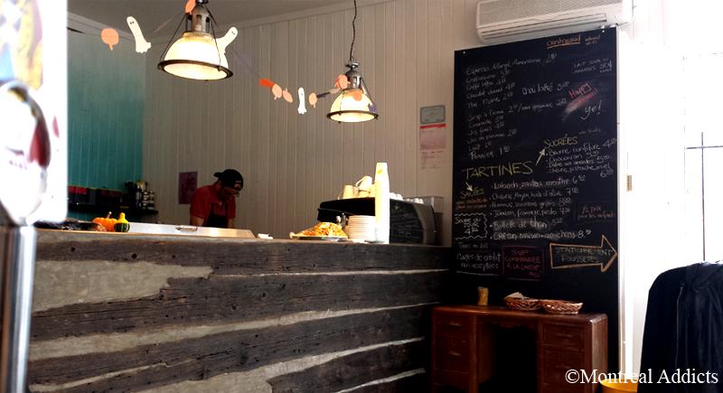 Café Sfouf Montréal