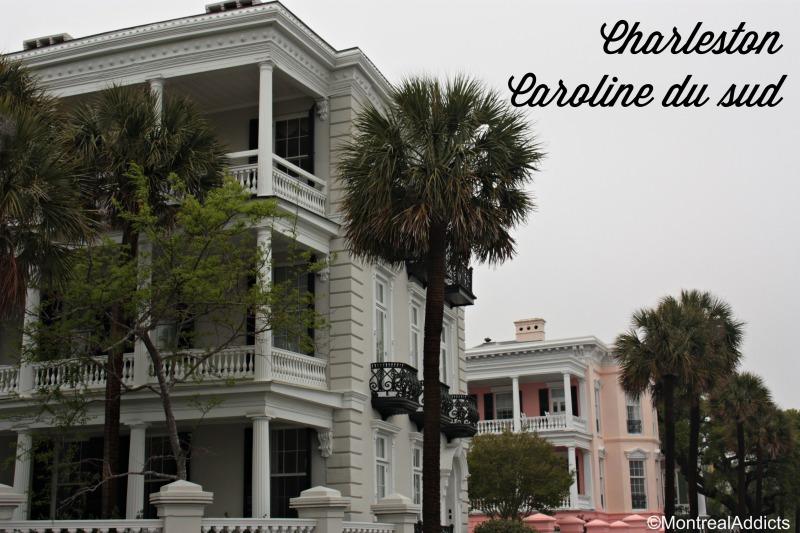Charleston voyage - Blog Montreal Addicts