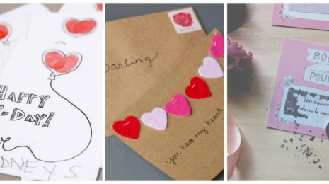 St-Valentin DIY cartes de souhaits - Blog Montreal Addicts