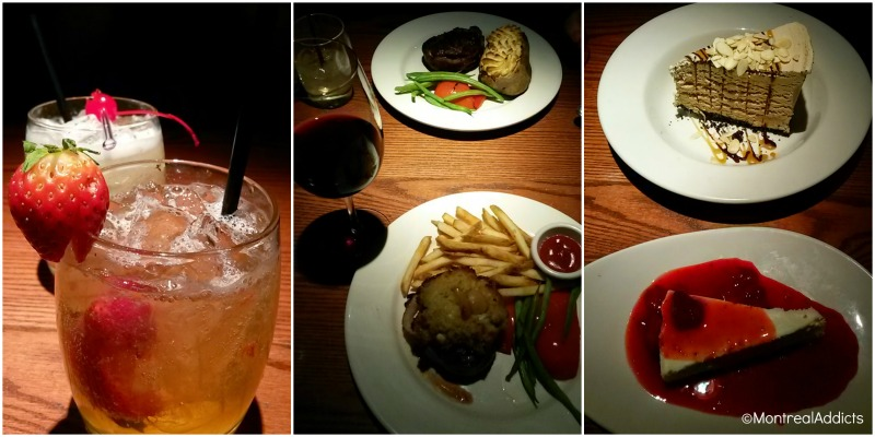 The Keg Steakhouse Vieux-Montreal - Blog Montreal Addicts