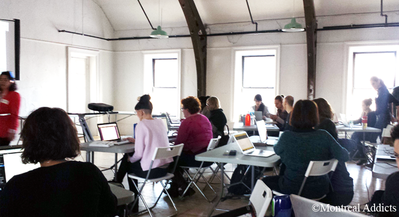 Ladies Learning Code | Blog Montreal Addicts